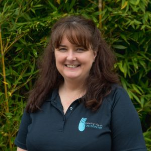 Kerrie De Kusel is a Masseuse at Healing Hands Osteopath Croydon