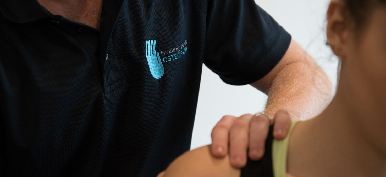 Treatment at Healing Hands Osteopath Croydon