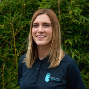 Kate is an osteopath in Croydon at Healing Hands Osteopathy