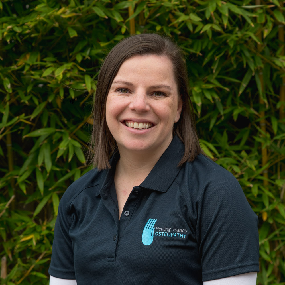 Steph Klupacs is an Osteopath at Healing Hands Osteopath Croydon