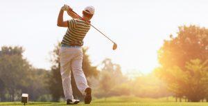 Golf injuries pain Croydon