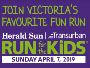 Run for the kids Melbourne
