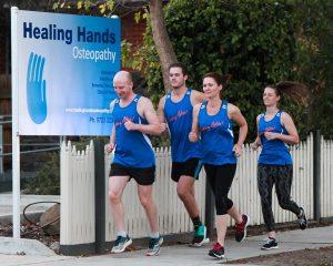 Running Osteopath Croydon