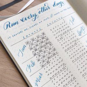 Ways to improve running - journal