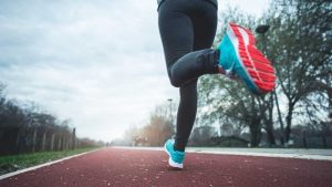 Ways to improve running - footwear